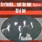 Blackmen_Arrivata sei da me