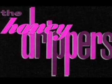 Honey Dripper  LOGO