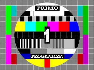 Primo Programma   LOGO 2