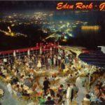 EDEN ROCK - notte 1
