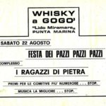 Wisky a gogo - i ragazzi di pietra ago1970